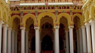 Thirumalai Naicker Mahal  Madurai  Tamilnadu