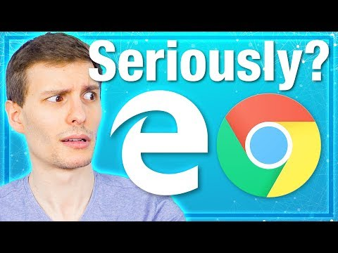Yes... You SHOULD Get the Edge Extension for Chrome!