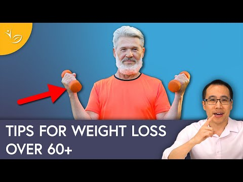 Weight Loss For Seniors Over 60