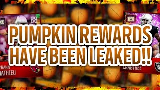 MOST FEARED PUMPKIN REWARDS REVEALED!! MADDEN MOBILE 18 MYSTERY BOX UPDATE LEAKS! thumbnail
