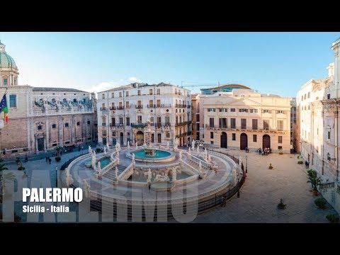 Palermo - Italia en 4k