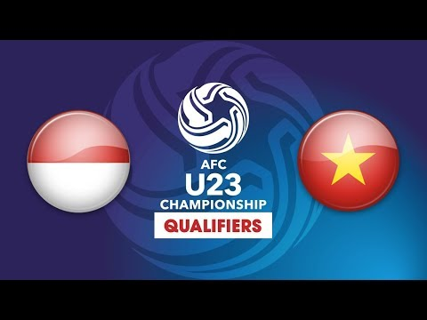 FULL | U23 INDONESIA vs U23 VIỆT NAM | VFF Channel