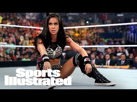 WWE Diva AJ Lee Dishes On CM Punk UFC Return, Chicago Sports & More   SI NOW   Sports Illustrated