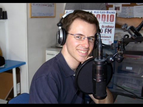 Le dessinateur Quentin Lefèbvre invité de Radio Aix