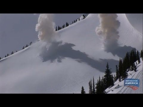 Avalanche Cannon | Buying Alaska
