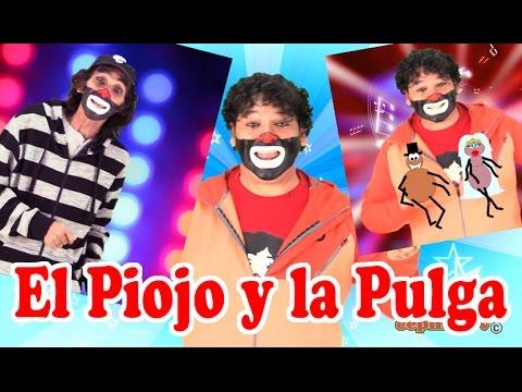 Cepillín y Cepi  EL PIOJO Y LA PULGA