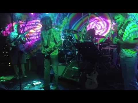 Electric Waste Band Ocean Beach San Diego Winstons 9/05/16
