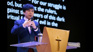 2019 May 19th 1st service 属灵争战 认清仇敌 Spiritual battle Recognise the enemy Pastor GT Lim