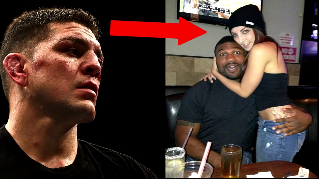 Rampage Jackson Wants To Fight Nick Diaz For Trying To Steal His Date