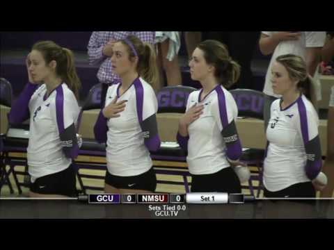 Women's Volleyball vs New Mexico State Oct 1, 2016