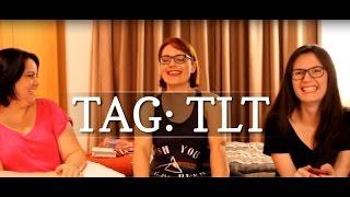 TAG: TLT (com Patrícia Pirota e Juliana Gervason ;)
