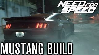 need for speed 2015 gameplay   ford mustang gt rtr customization open world direct feed