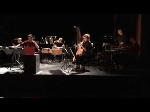 "Skogen performing ""Nattens skogar"" @ Kulturens Hus, Luleå 2016-09-22"