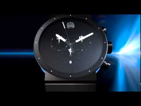 Movado Watch - 2012 Sapphire Synergy