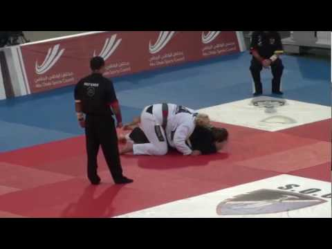 2010 World Pro BJJ Cup Women's +63kg Final: Gabrielle Garcia vs. Luzia Fernandes