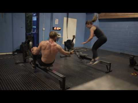 Crossfit London - The Castle Games Qualifier 17.1 and 17.1a