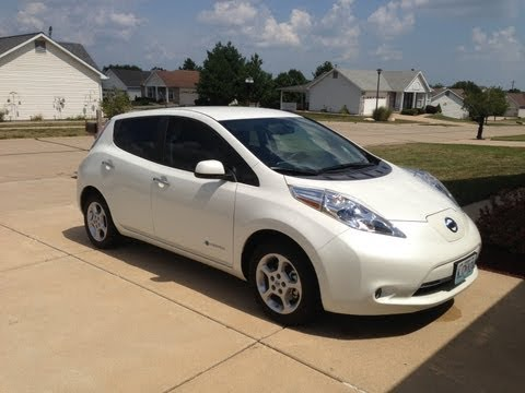 Owners Review 2013 Nissan Leaf SV