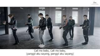 Video [INDO SUB & LIRIK] EXO --- CALL ME BABY (MV HD) download MP3, 3GP, MP4, WEBM, AVI, FLV Oktober 2018
