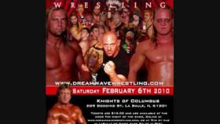DREAMWAVE Steve Boz Radio Interview Part 2 (2/4/10)