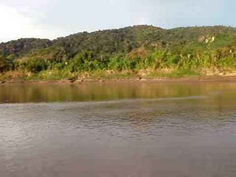 Ucayali River 3D Effect
