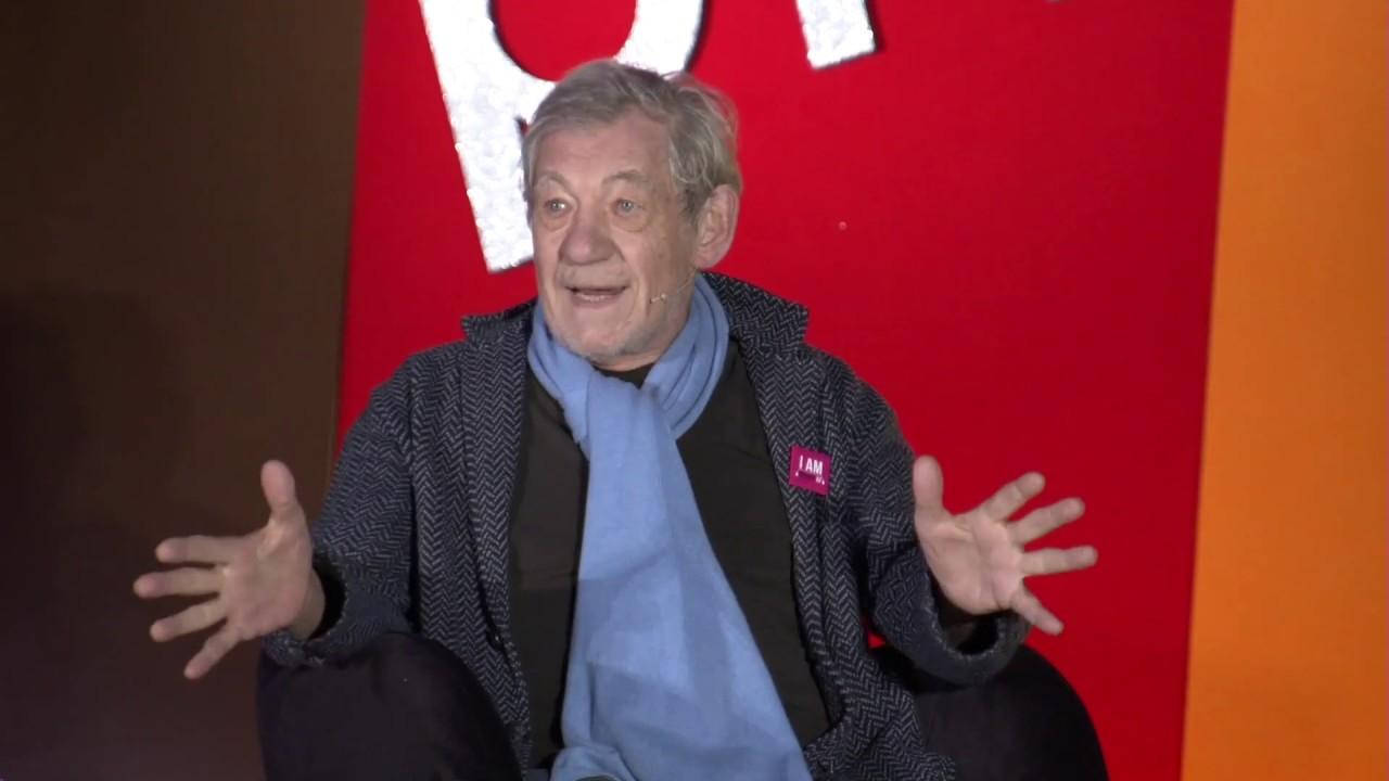 "Sir Ian McKellen on Kevin Spacey, Bryan Singer, and ""Waiting"