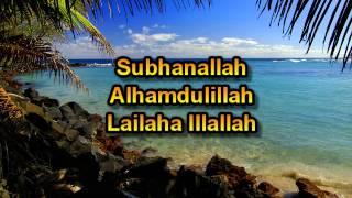 Akhdan - Zikrullah (Lirik)