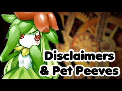 Disclaimers & Masking: Recent Pet Peeves to Address