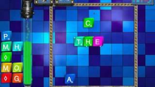 CubexWords Classic Mode - Mac Game - www.cubexwords.com