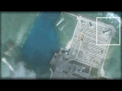 NEW SATELLITE PHOTOS CONFIRM THE WORST ABOUT CHINA'S MAN-MADE ISLANDS AND AMERICA IS NOT HAPPY