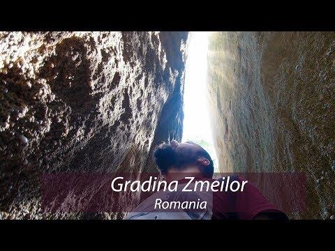 Gradina Zmeilor | The Dragons Garden  - Romania
