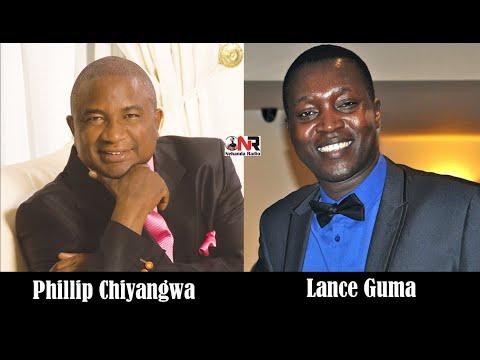 Lance Guma speaks to Phillip Chiyangwa AGAIN.... (December 2015)