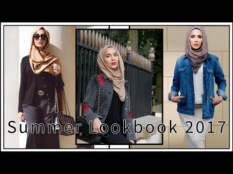 Summer LookBook 2017 and Tutorials | Amena