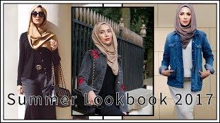 Summer LookBook 2017 and Tutorials | Amena