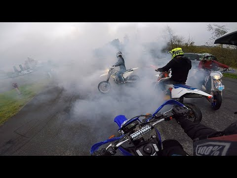 Welcome to my life: Enduro, Wheelies & Lifestyle | Winter 2018 | PaddyEnduro