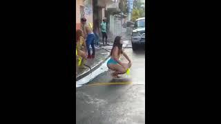 Mujeres lavando prostitutas dominicanas