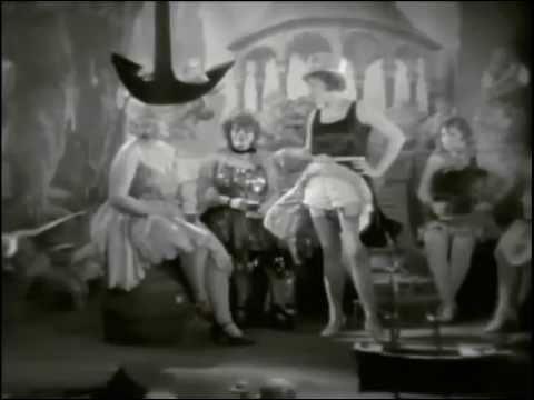 Marlene Dietrich   Falling in Love Again english version, 1930, video