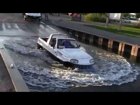 Dutton Surf Amphibious Car