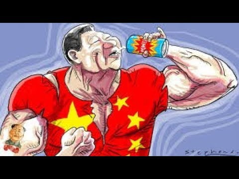 How china is becoming Superpower country