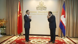China, Cambodia strike landmark trade deal