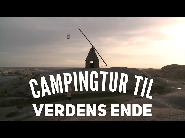 I Campingvogn til Verdens Ende