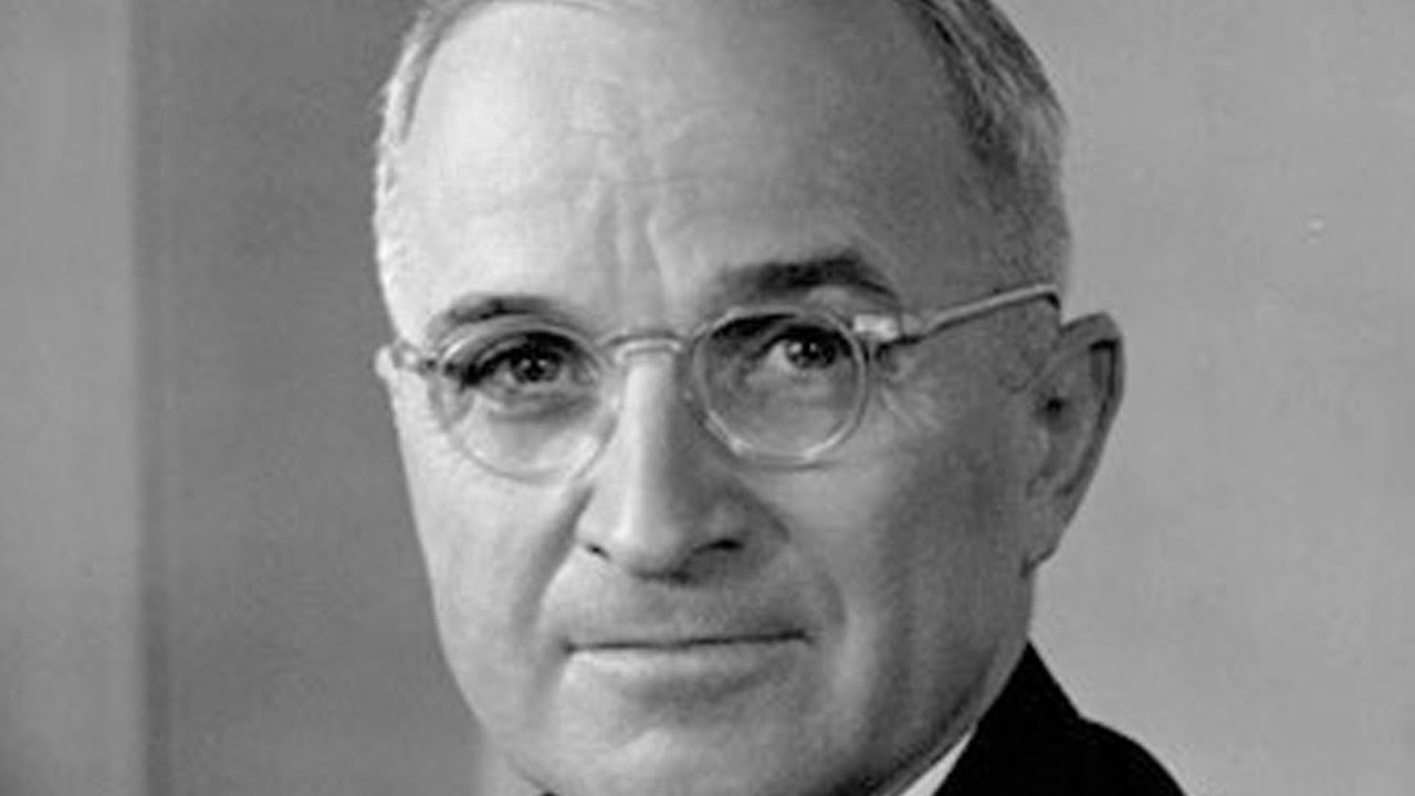 The life and times of harry truman