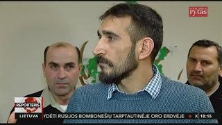 Rukloje esantys pabėgėliai valdžios prašo pagerinti sąlygas