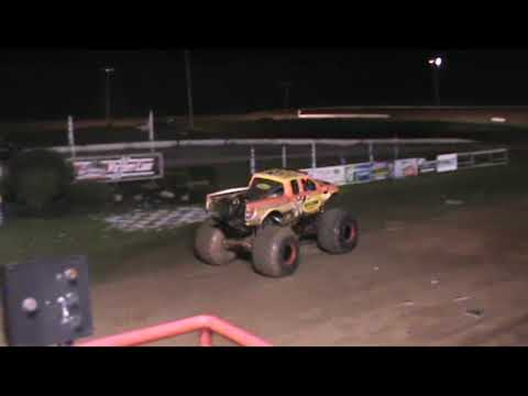 All American Monster Truck Tour - Rislone Defender (Freestyle)