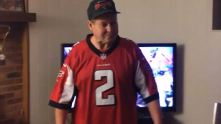 Super Bowl 51 OVERTIME Reactions (Patriots and Falcons fans)