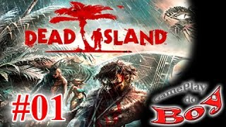 DEAD ISLAND #01 (Xbox 360) - Gameplay do Boy