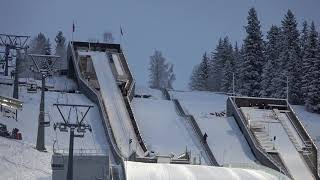 Lillehammer przed niedzielnym konkursem Pucharu Kontynentalnego [09.12.2018]