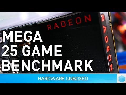 AMD Radeon RX Vega 56, 25 Game Benchmark [1080p, 1440p & 4K]