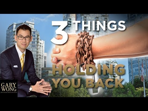 3 Things Holding You Back From Building A Real Estate Portfolio