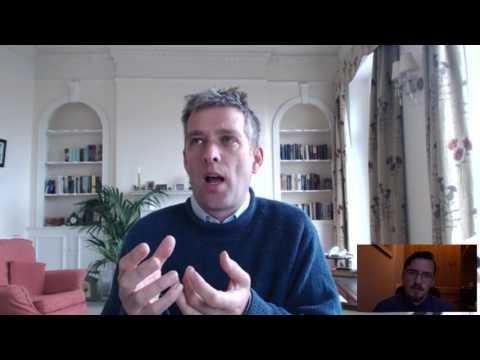 STOPP TISA & TTIP i Hordaland og Bergen intervjuet David Malone om handelsavtalen.