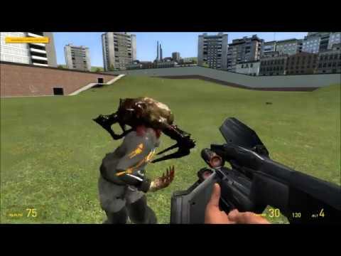 Half Life Alyx Zombie NPC's (Garry's Mod)